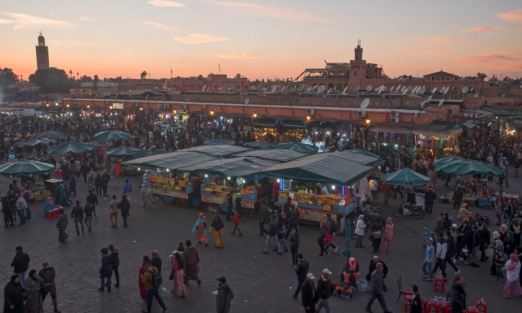 Tour Da Marrakech Al Deserto 4 Giorno- 3 Notti Sud E kasba