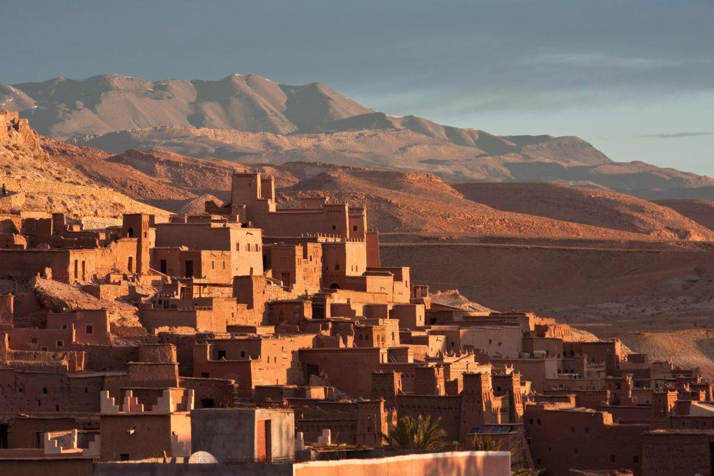 Tour Da Marrakech Al deserto Erg Chebbi Merzouga 6Giorni-5Notti