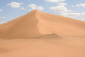 Escursioni a Merzouga erg chebbi deserto camel trek