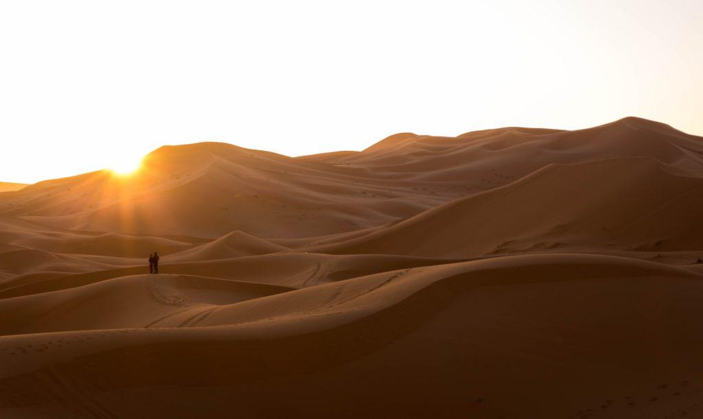 Viaggi DA MARRAKECH AL DESERTO (ERG CHEBBI) 4 GIORNI 3 NOTTI