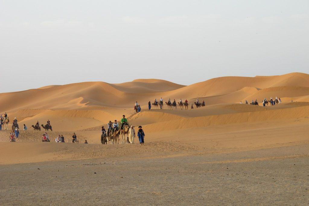 Tour Da Marrakech Al Deserto Zagora e Merzouga 8Giorno-7Notti