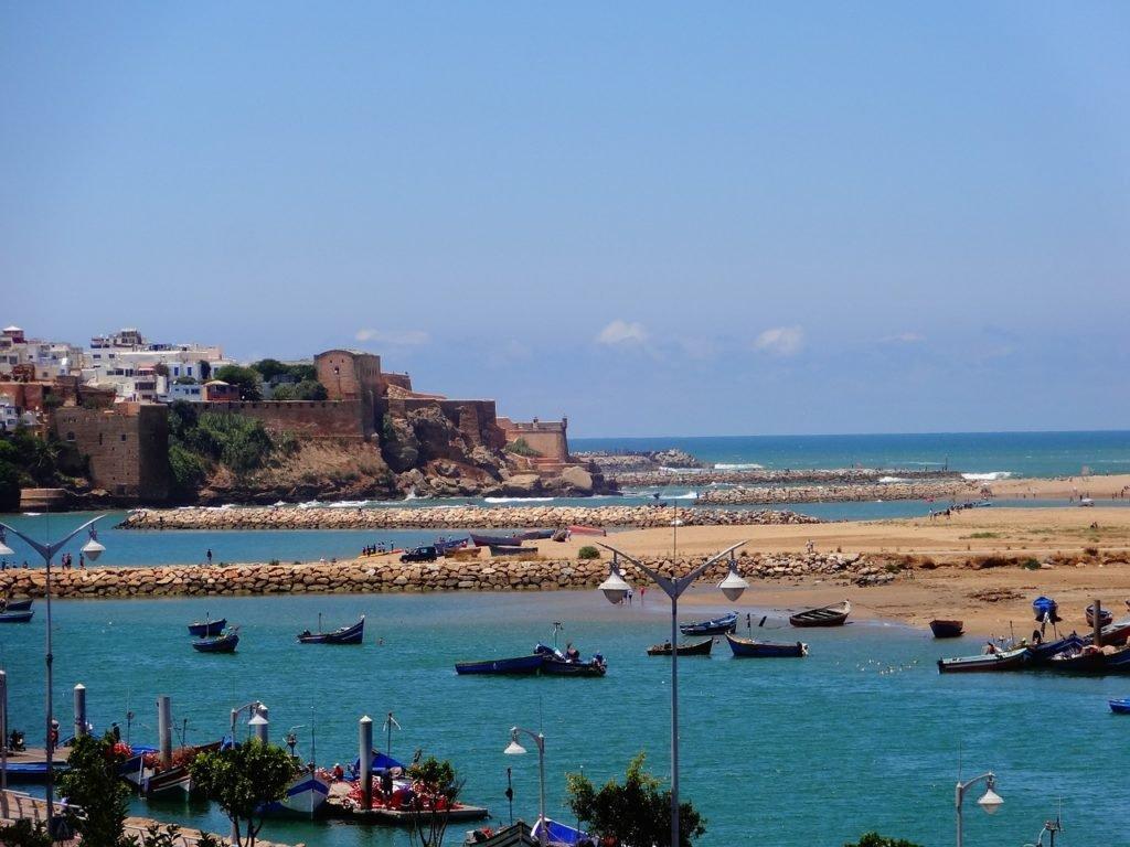 Viaggi in Marocco del Costa atlantica, Nord e città imperiali