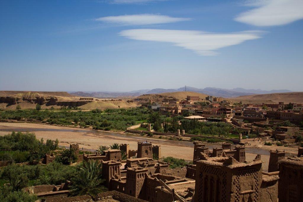 Viaggio da fez Al deserto Via Marrakech 3 giorno 2 notti