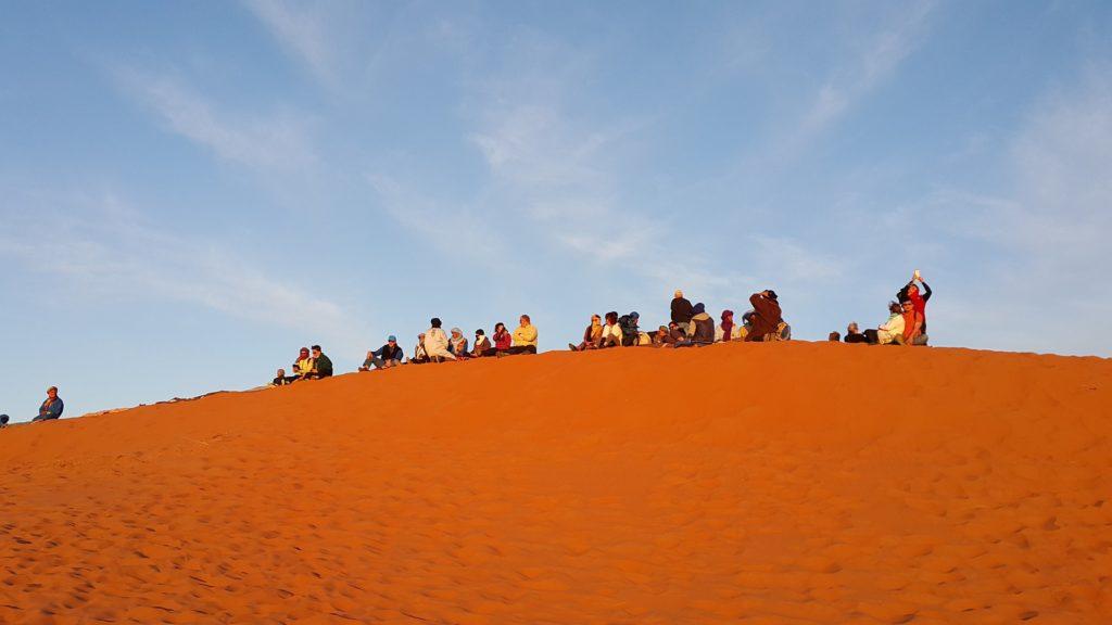 Viaggio da marrakech a deserto