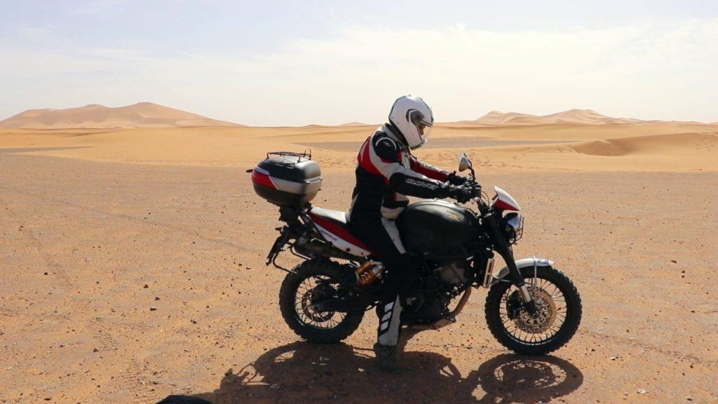 Radoin-saharaexpeditions Viaggio di Moto e 4x4 in Marocco