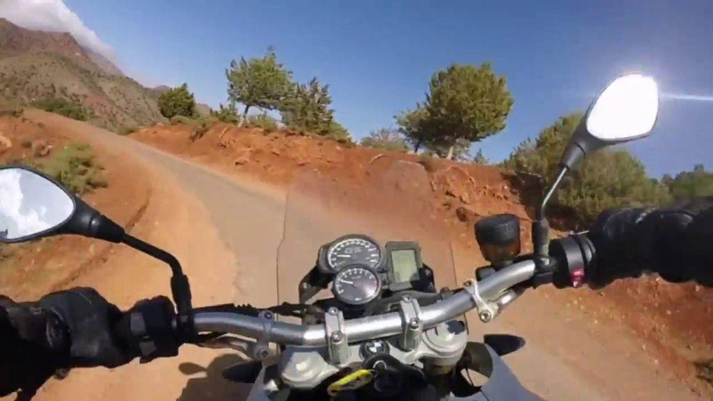 Tour del Marocco in Moto