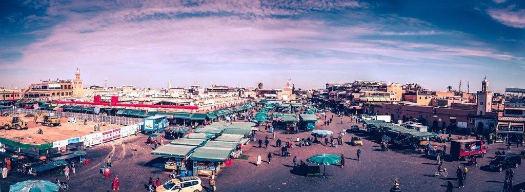 Tour da Marrakech 2 giorni Al Desertodi Merzouga